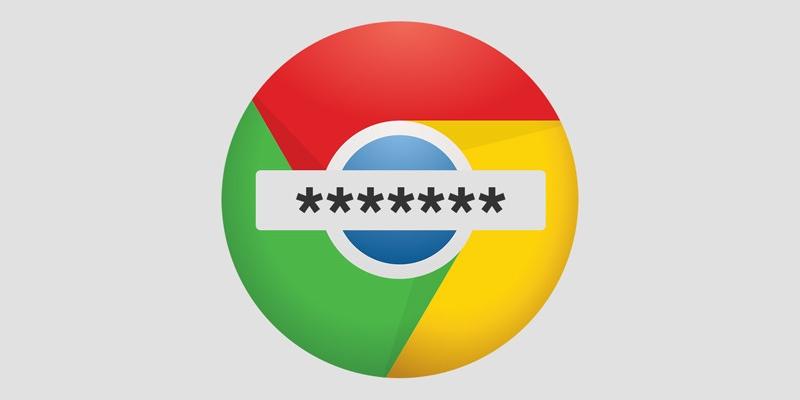 Dettagli sulla protezione con password in Google Chrome