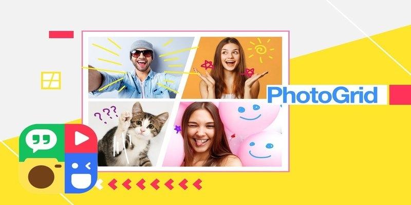 Modifica le foto sul telefono con Photo Grid