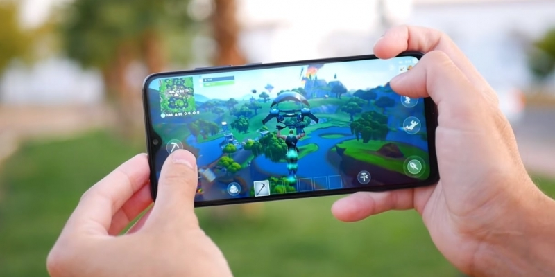 Google Play Store dà il benvenuto a Epic Fortnite