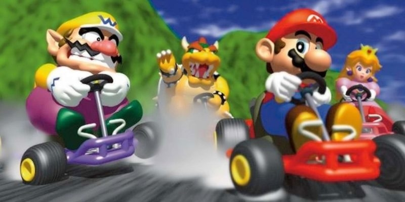 Mario Kart un successo su qualsiasi console