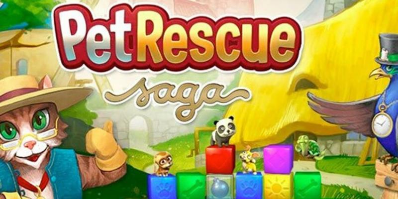 Pet Rescue riceve un ospite molto speciale