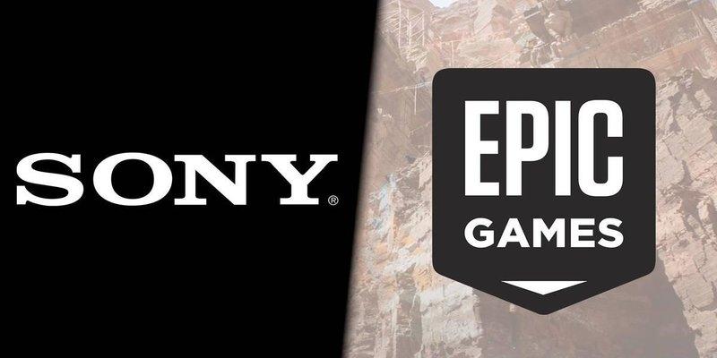 'Epic Games' si alleò con la Sony