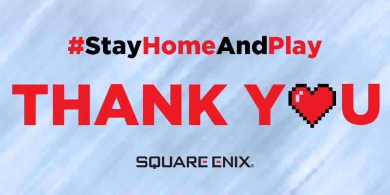 Square Enix Montreal rilascia giochi per il coronavirus