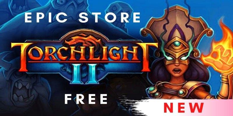 Torchlight 2 sarà gratuito solo nel negozio di Epic Games