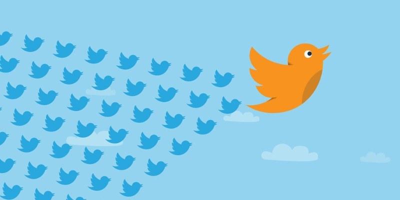 Twitter si riempie di cerchie di contatti